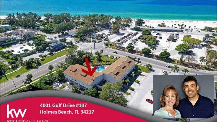 4001 Gulf Drive #107 Holmes Beach, FL For Sale | Anna Maria Island