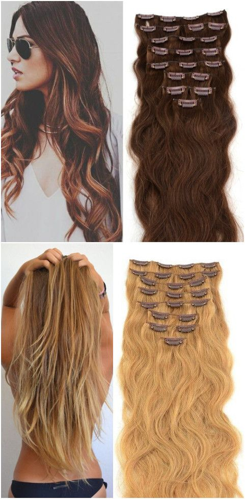 82 best hair extensions images on pinterest hairstyles long summer hair extensions quick easy hairstyling techniques ideas long pmusecretfo Images