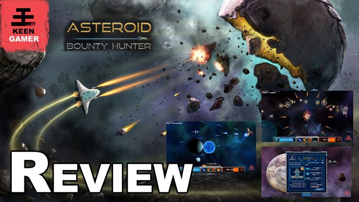 Asteroid Bounty Hunter Review