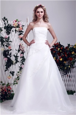 1000  images about Tidebuy Wedding Dresses on Pinterest - Plus ...