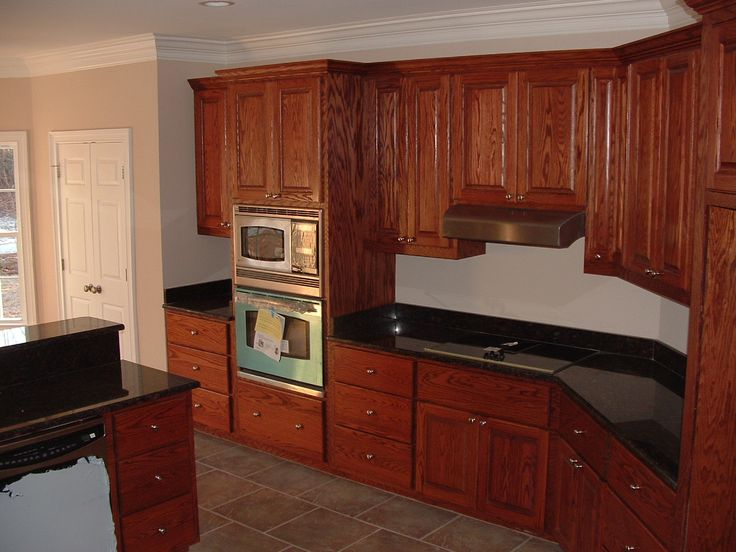Four Things You Need To Know About Kitchen Cabinet Design: Cherry Cabinet  Kitchen Designs ~ HY Decor