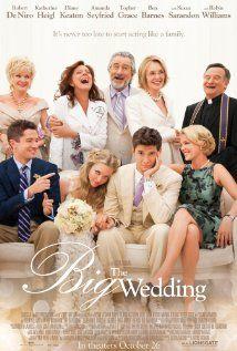 The Big Wedding: Big Wedding, Ben Barns, Mr. Big, Katherine Heigl, Watches Movie, Favorite Movie, Robert De Niro, Robins Williams, Diane Keaton