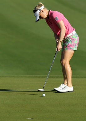 Style Watch: Morgan Pressel partners with Lilly Pulitzer | Professional Golfers | Tour Schedule, Leaderboard & News | LPGA