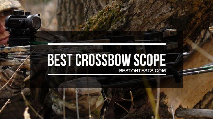 Best Crossbow Scope 2018