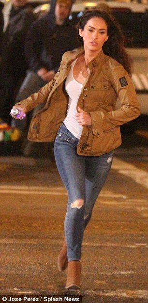 Megan fox in The Native Tiger! #meganfox #thenativetiger
