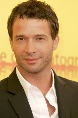 James Purefoy - close to how I picture Evan Pierce; a character in the new book I'm working on.