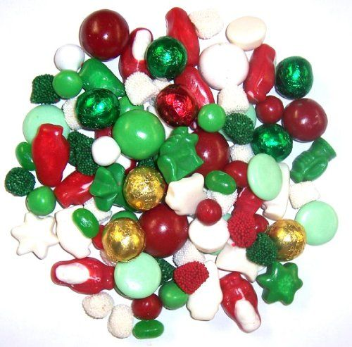 Scott's Cakes Christmas Deluxe Mix in a 1 Pound Red Heart Bag - http://mygourmetgifts.com/scotts-cakes-christmas-deluxe-mix-in-a-1-pound-red-heart-bag/