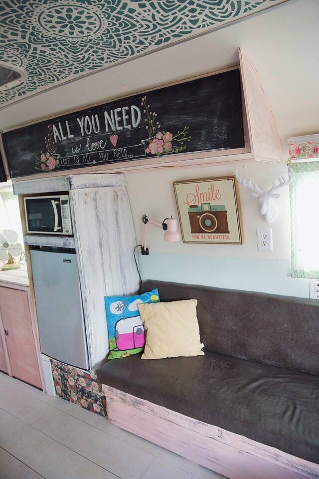 Love the chalkboard idea!