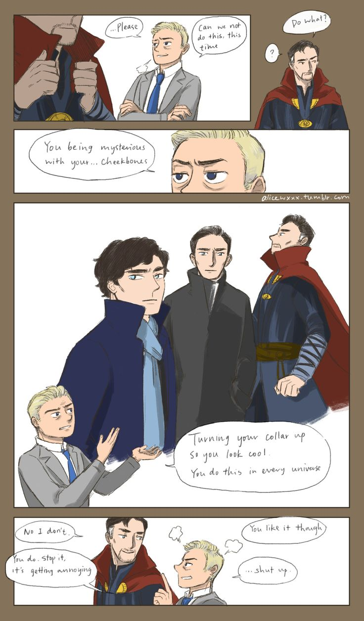 """alicewxxx: """"I'm sensing a pattern here… Benedict and his collars @justanothersherlockfanblogreally """""""