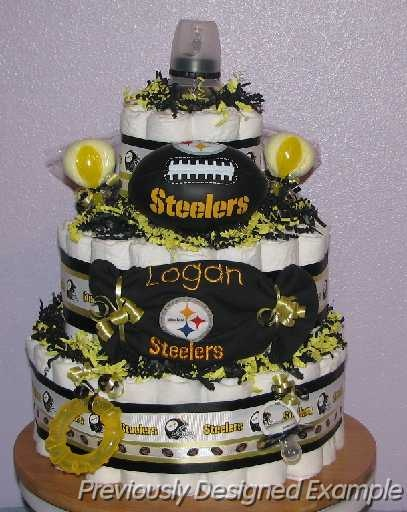 62 best Steelers cake224 images on Pinterest Pittsburgh steelers