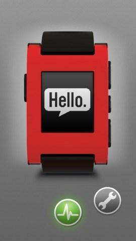 Pebble app debuts in iTunes App Store