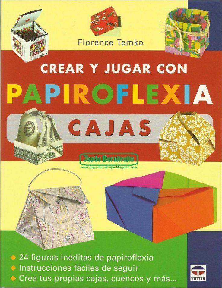 florence temko papiroflexia cajas origami origami books
