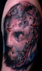 Tatuagens de Filmes de Terror (2)