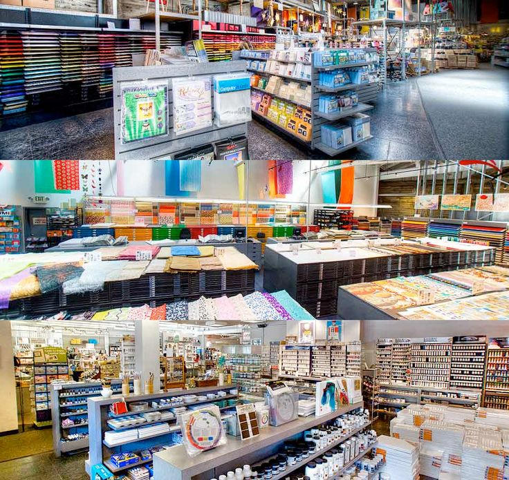 Columbia Art & Drafting Supply, a diverse selection of the finest art supplies in Portland