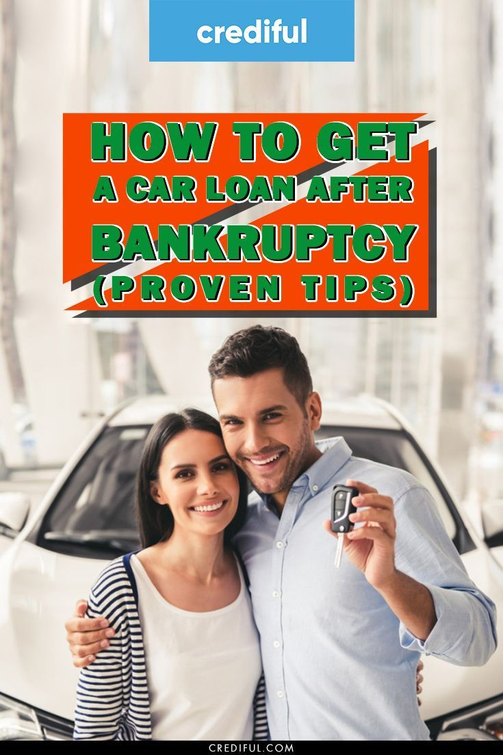Get Free Course Buying A Car After Bankruptcy May Seem Like A Stretch But It S Definitely Possible Here S How To Secure A Loan With Car Loans Loan Car Buying