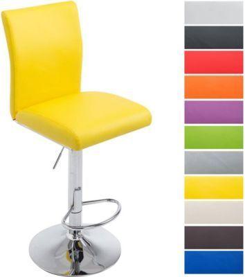Design-Barhocker KÖLN mit Lehne - aus bis zu 11 Farben wählen - höhenverstellbar 63 - 82 cm, drehbar Jetzt bestellen unter: https://moebel.ladendirekt.de/kueche-und-esszimmer/bar-moebel/barhocker/?uid=cccd9db7-552e-5c7b-9f38-b32c0e7af6ad&utm_source=pinterest&utm_medium=pin&utm_campaign=boards #barhocker #kueche #stehtische #esszimmer #barmoebel