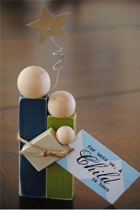 Dream It: Nativity Blocks