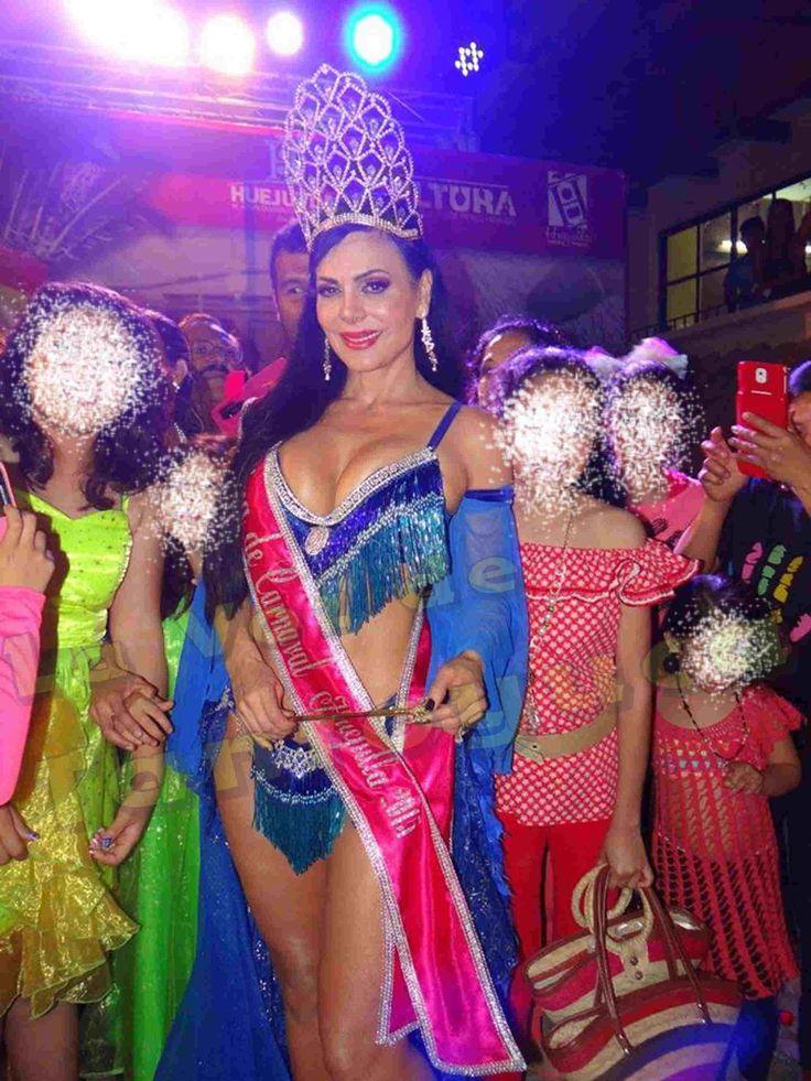 maribel guardia 2015 fotos | Alcalde de Huejutla paga 324 mil pesos a Maribel Guardia por asistir ...