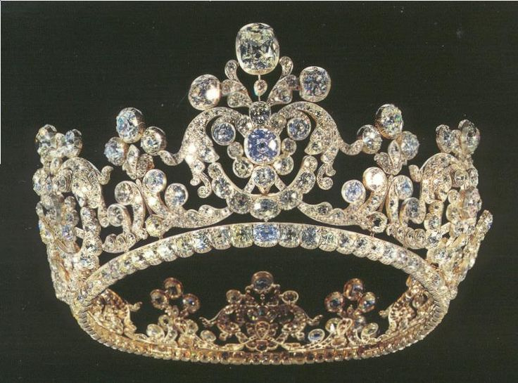 Diamond Crown of Queen Charlotte