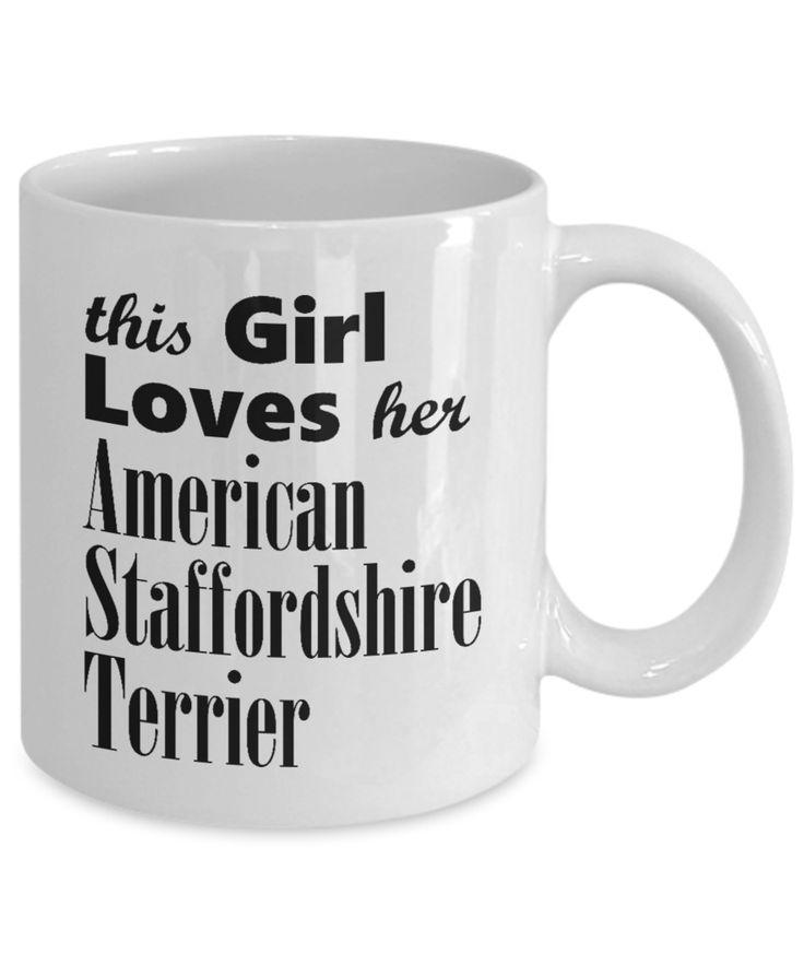 American Staffordshire Terrier - 11oz Mug