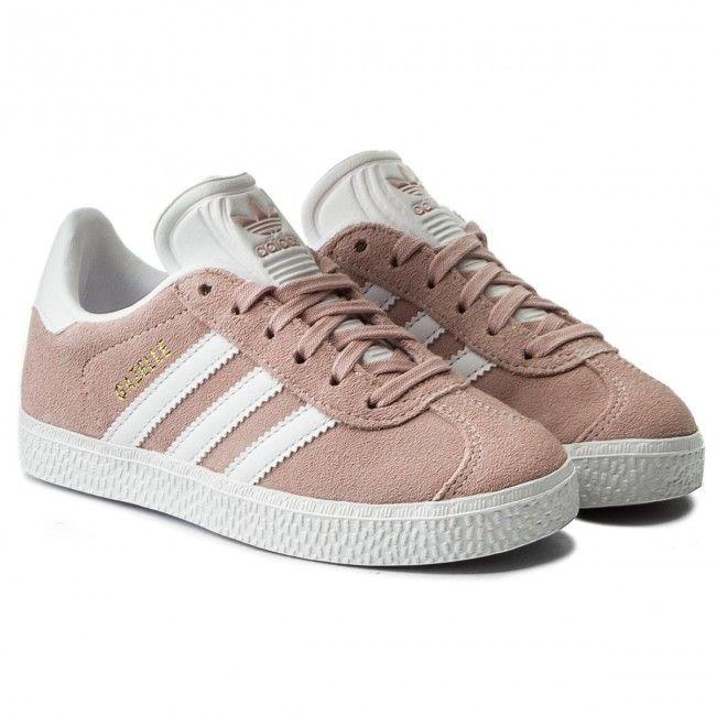 Pantofi adidas Gazelle C BY9548 IcepnkFtwwhtGoldmt