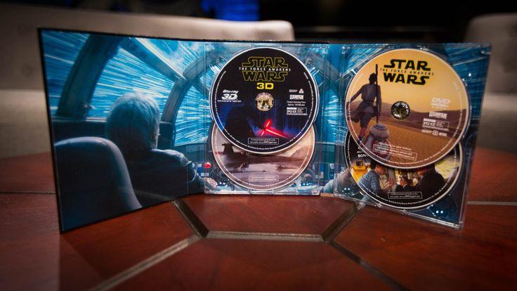 La Star Wars: Il Risveglio della Forza 3D Collector Edition disponibile dal 2…