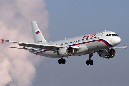 В аэропорту Домодедово приземлился самолет с выключенным двигателем