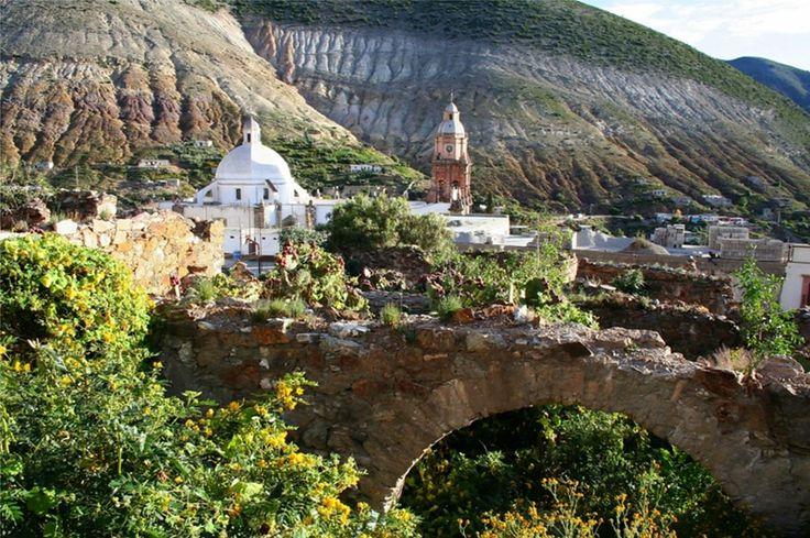 Real de Catorce,San Luis Potosi por donde sea hay magia