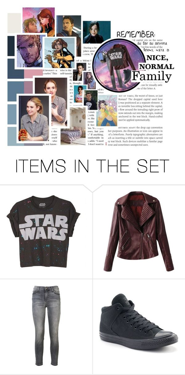 """""""**TBF** """"Wow! """"Star Wars"""" was never like this!"""" - Katherine Pryde :: Fandoms: Next Gen :: Round 1: It's My Life :: Meredith Quill **TBF**"""" by megiem ❤ liked on Polyvore featuring art"""