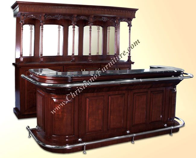Are You Searching For A Large And Custom Home Bar For Your Home? Do You