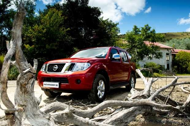 Review: Nissan Pathfinder 2.5 dCi 4×4 AT SE