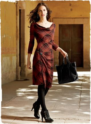 Ready to go to the highlands? I love this dress every time I scroll through this board ans see it! Maybe someday I can get it...