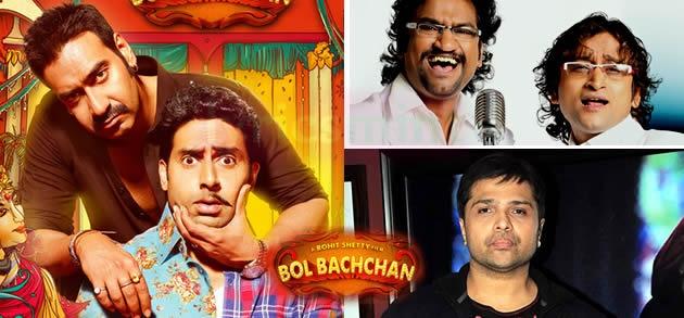 Bol Bachchan Music