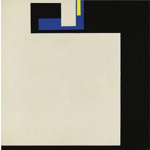 design-is-fine:  Bruno Munari, negativo-positivo, 1950. Foreground - Background. Sold by Sotheby's.