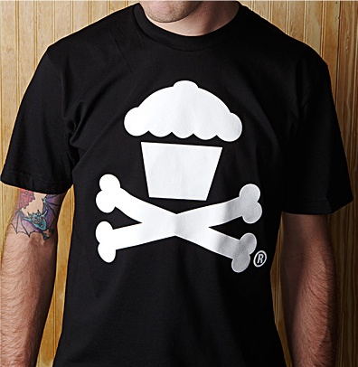 A Johnny Cupcakes classic