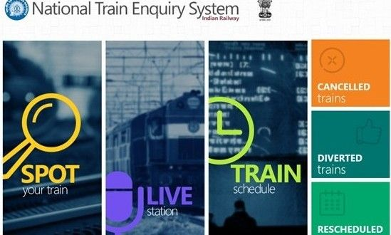 #Digitalsoon Are you finding difficulty to know train timings and schedules then your problem is definitely solved! Indian Railways have launched new mobile application called National Train Enquiry System (NTES) app. See: http://digitalsoon.com/1066/ntes-app.htm