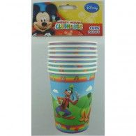 Mickey Mouse Clubhouse Paper Cups, Pkt8 $7.95 A068417