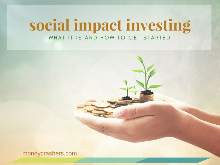 There's a new trend emerging in the investment world called impact investing, where the goal of those who pursue it is not just to make money, but to better society in one way or another. If the idea of investing with a purpose is appealing to you, it pays to learn more about impact investing.