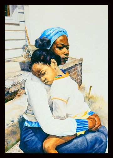 Maybe Someday by Ivey Hayes - #ShadesofColor #Mother'sDay #AlwaysLoveMama