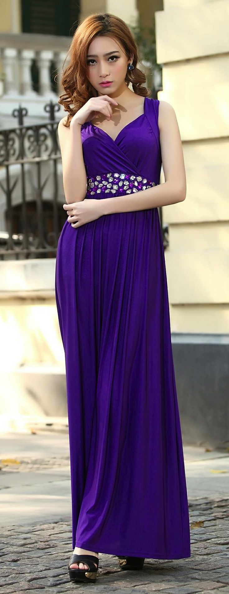 The 25 best cadbury purple bridesmaid dresses ideas on pinterest cadbury purple bridesmaid dress formal cocktail bead prom party evening maxi dress plus sizes evening cocktail ombrellifo Choice Image