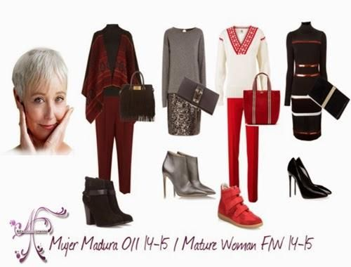 Moda para Mujeres Maduras