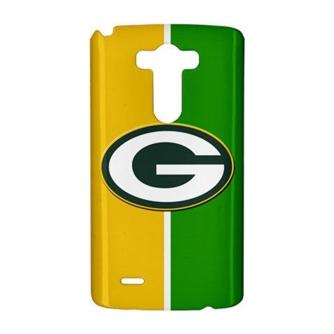Green Bay Packers Logo LG G3 International Hardshell Case