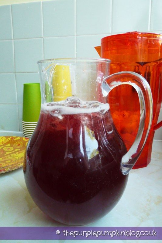 ~Fruity #Non-Alcoholic #Cocktails: Pomatini at The Purple Pumpkin Blog~
