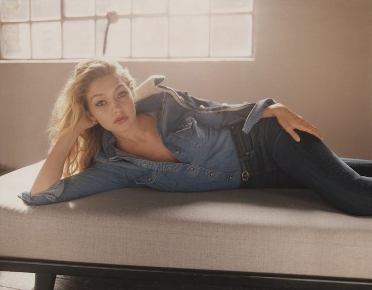 Here Are Gigi Hadid's Gorgeous Topshop Campaign Images