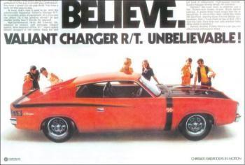 Chrysler Valiant Charger