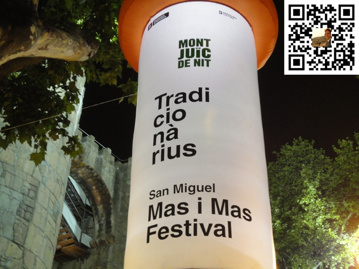 Evento Montjuïc de Nit Año 2011