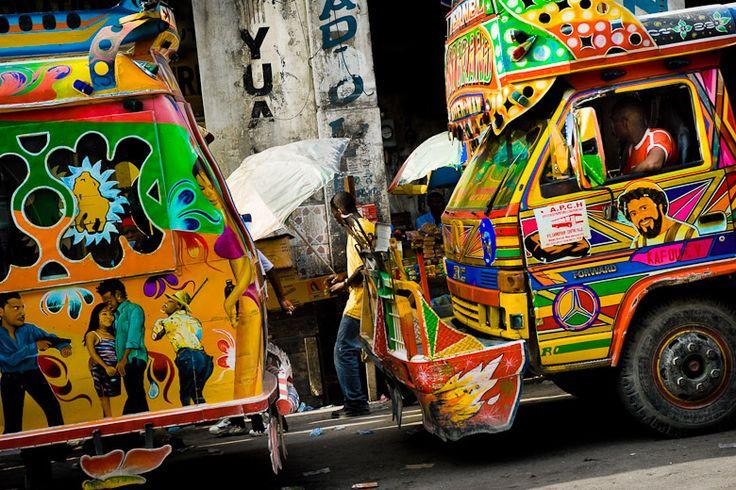 Port Au Prince, Haiti (Tap Tap)