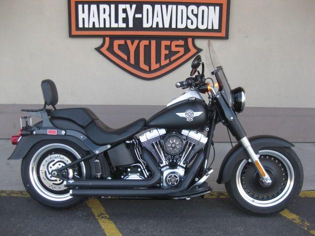 harley davidson fatboy   2010 Harley-Davidson Fatboy Lo
