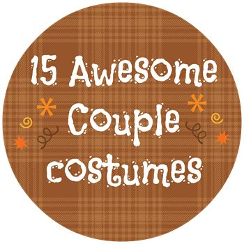 Simple Moments Stick: 15 Awesome Couple Costumes