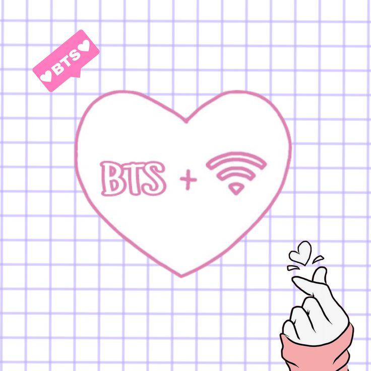 #BTS #Pink #Aestetic #Tumblr #Roxy #love